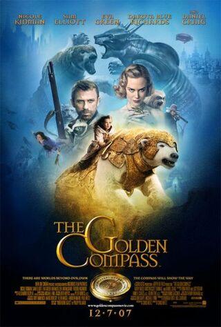 The Golden Compass (2007) Main Poster