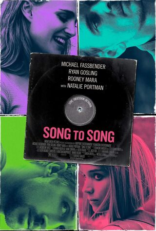 Song To Song (2017) Main Poster