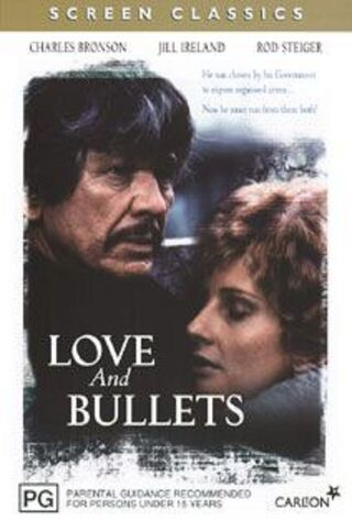 Love And Bullets (2017) Main Poster