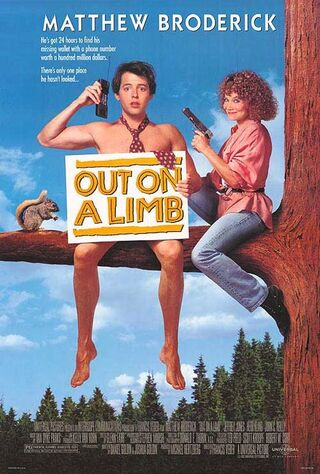 Out On A Limb (1992) Main Poster