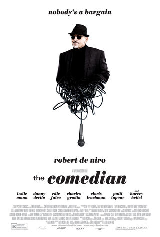 The Comedian (2017) Main Poster