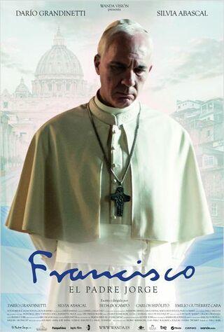 Bergoglio, The Pope Francis (2015) Main Poster