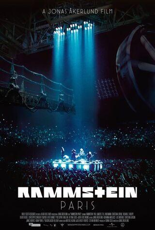 Rammstein: Paris (0) Main Poster