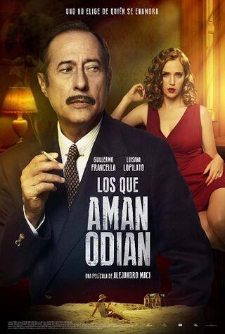 Los Que Aman Odian (2017) Main Poster