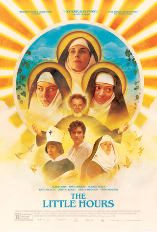 The Little Hours (2017) Main Poster