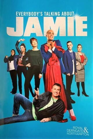 Everybody's Talking About Jamie (2018) Main Poster