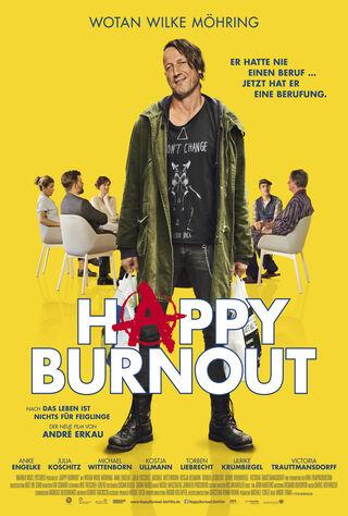 Happy Burnout (2017) Main Poster