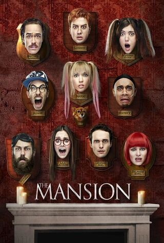 The Mansion (2017) Main Poster