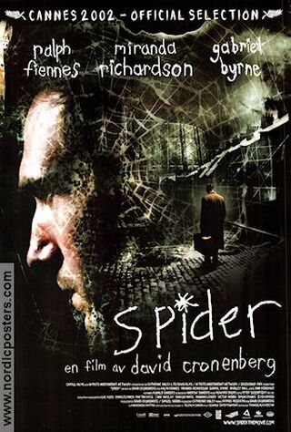 Spider (2002) Main Poster