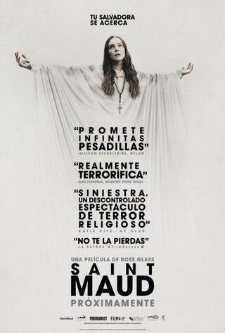 Saint Maud (2021) Main Poster