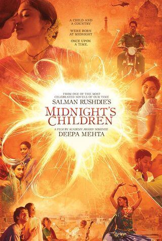Midnight's Children (2012) Main Poster