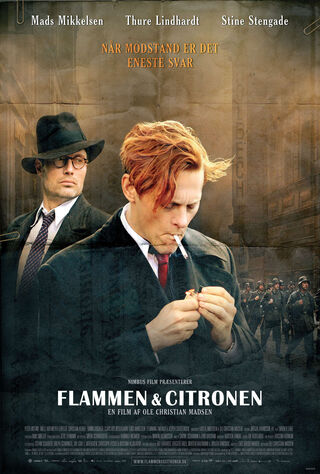 Flame & Citron (2008) Main Poster