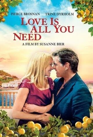 Love Is All You Need (2012) Main Poster