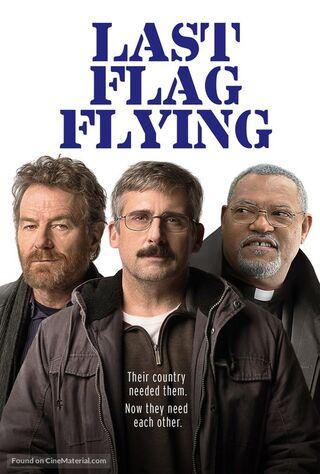 Last Flag Flying (2017) Main Poster