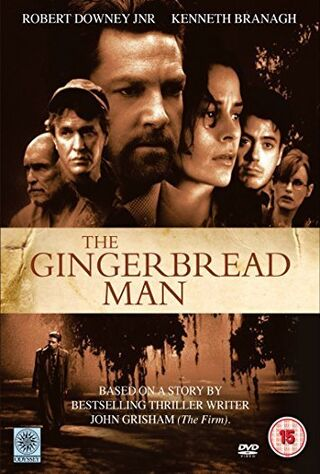The Gingerbread Man (1998) Main Poster