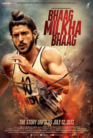 Bhaag Milkha Bhaag (2013) Main Poster