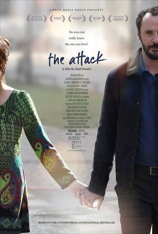 The Attack (2013) Main Poster