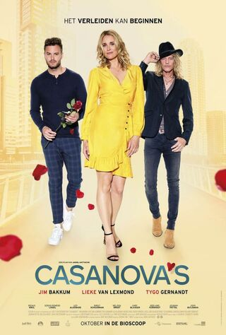 Casanova's (2020) Main Poster