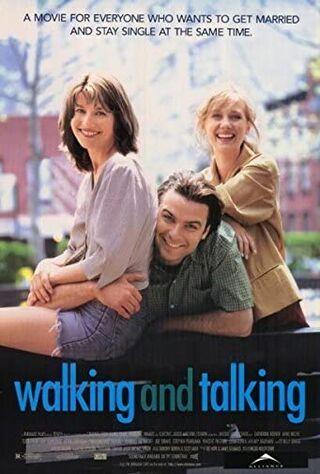 Walking And Talking (1996) Main Poster