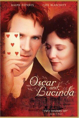 Oscar And Lucinda (1997) Main Poster