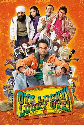 Oye Lucky! Lucky Oye! (2008) Main Poster
