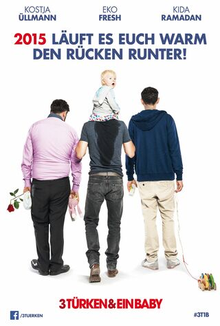 3 Türken & Ein Baby (2018) Main Poster