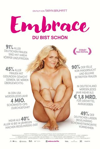 Embrace: The Documentary (2016) Main Poster