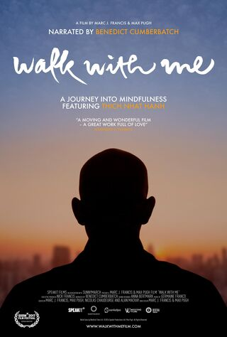 Walk With Me (2017) Main Poster