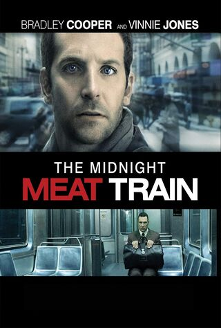 The Midnight Meat Train (2008) Main Poster