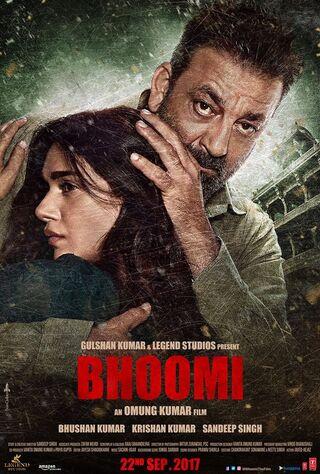 Bhoomi (2017) Main Poster