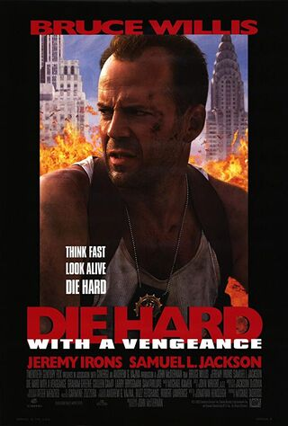 Die Hard: With a Vengeance (1995) Main Poster
