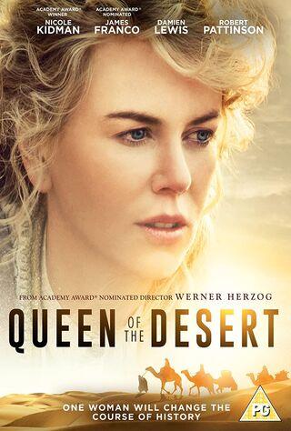Queen Of The Desert (2017) Main Poster