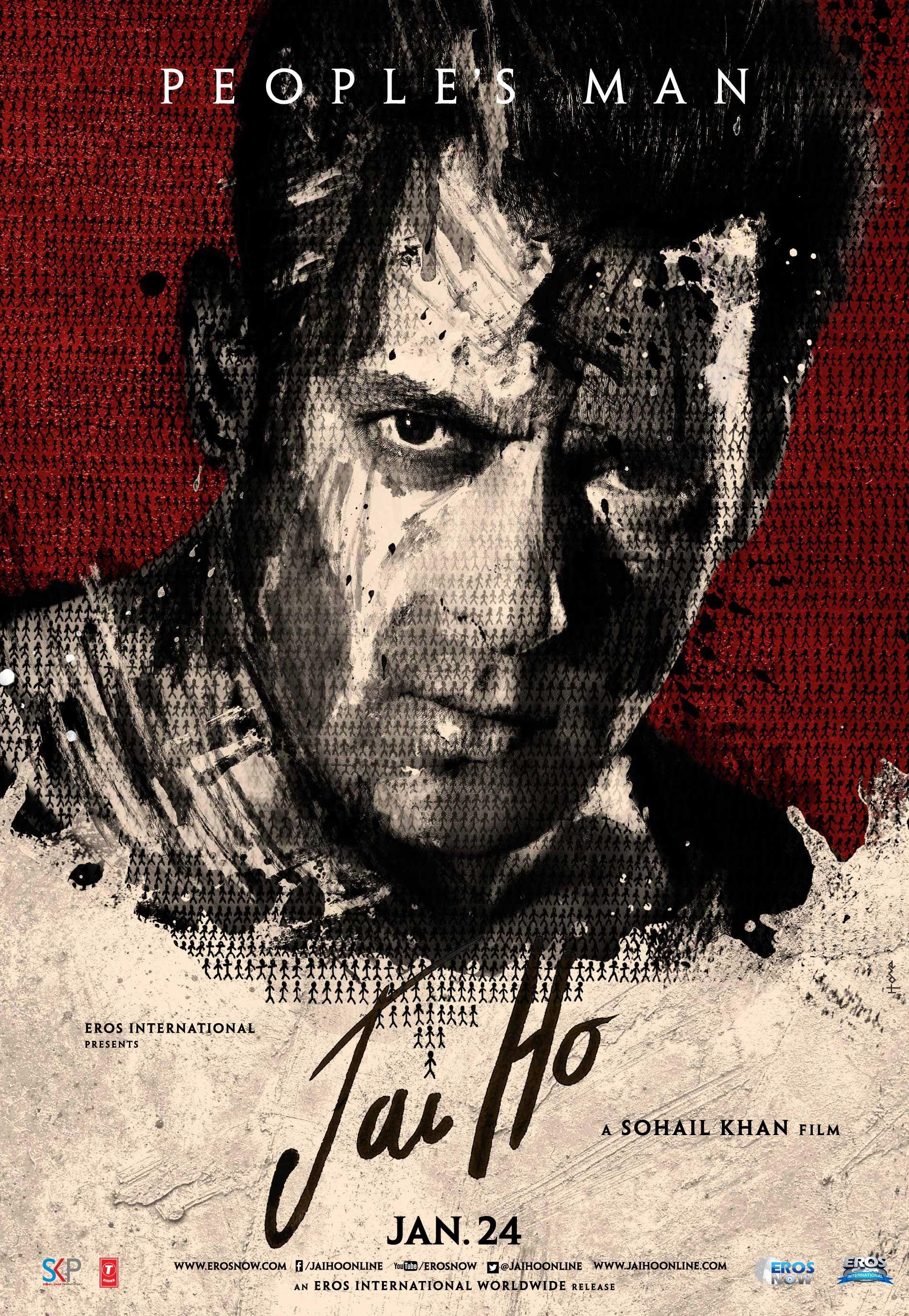 Jai Ho (2014) Poster #2