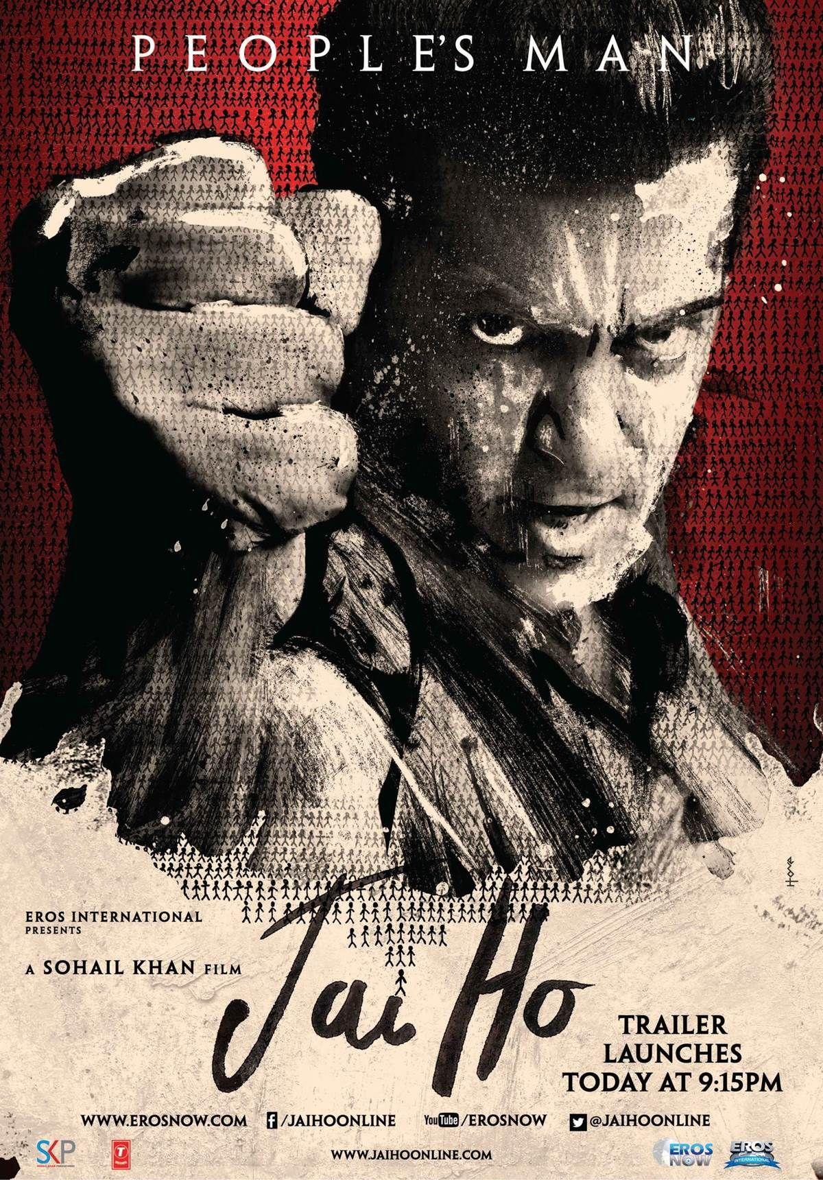Jai Ho (2014) Poster #3