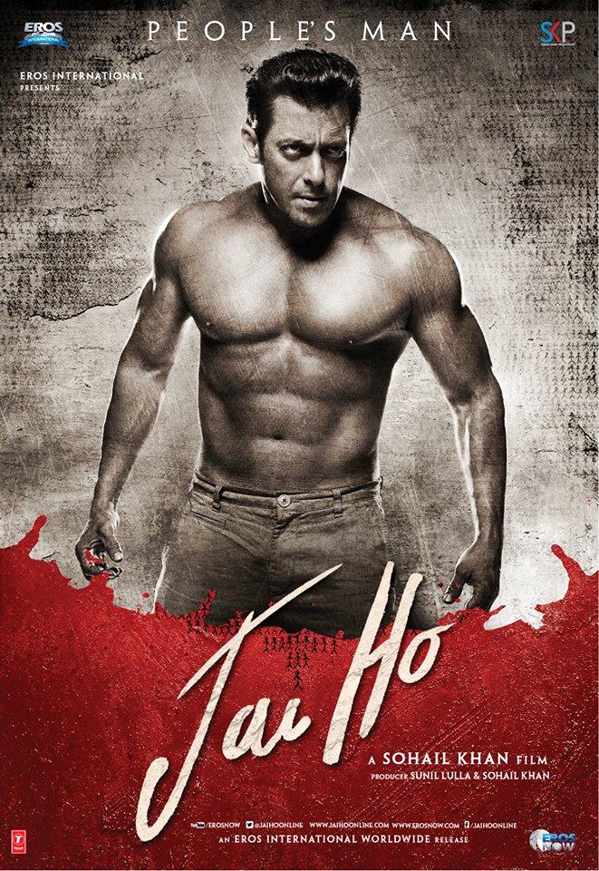 Jai Ho (2014) Poster #4