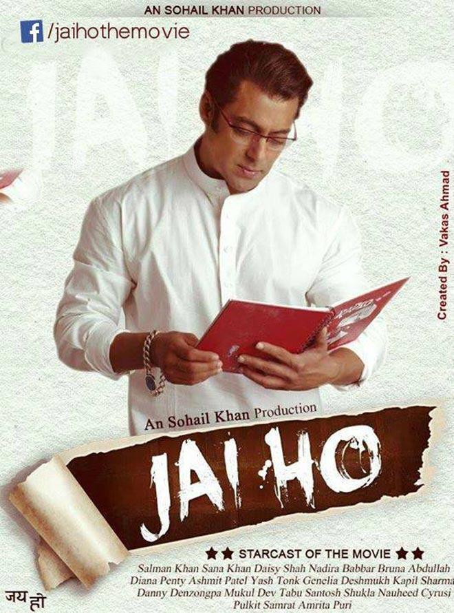 Jai Ho (2014) Poster #6