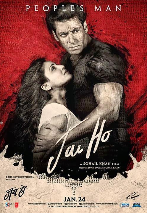 Jai Ho (2014) Main Poster