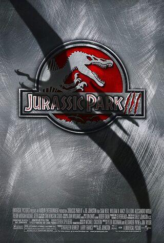 Jurassic Park III (2001) Main Poster