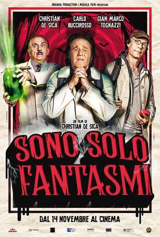 Sono Solo Fantasmi (2019) Main Poster