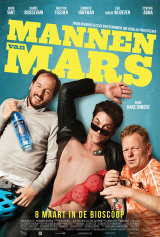 Mannen Van Mars (2018) Main Poster