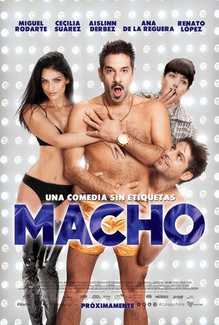 Macho (2016) Main Poster