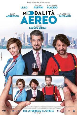 Modalità Aereo (2019) Main Poster