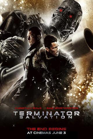 Terminator Salvation (2009) Main Poster
