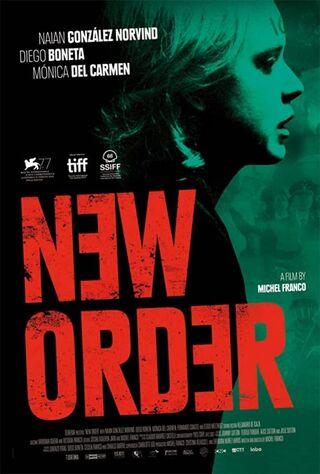New Order (2020) Main Poster