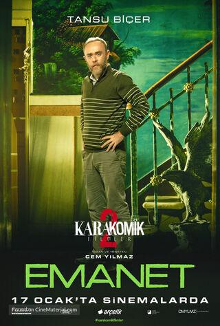 Karakomik Filmler: Emanet (2020) Main Poster