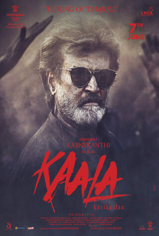 Kaala (2018) Main Poster