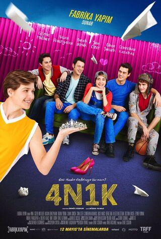 4N1K (2017) Main Poster