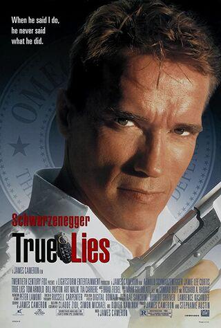 True Lies (1994) Main Poster