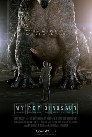My Pet Dinosaur (2017) Main Poster