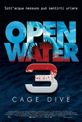 Open Water 3: Cage Dive (2017) Main Poster